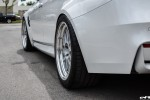 Mineral White BMW F80 M3 Project Showcase 22