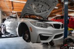 Mineral White BMW F80 M3 Project Showcase 3