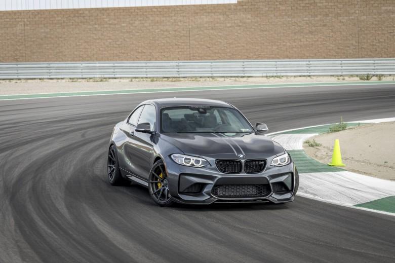 Vorsteiner BMW M2 On A Trackday Photoshoot 20