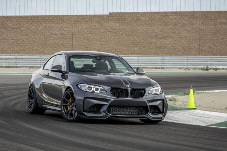 Vorsteiner BMW M2 On A Trackday Photoshoot 21
