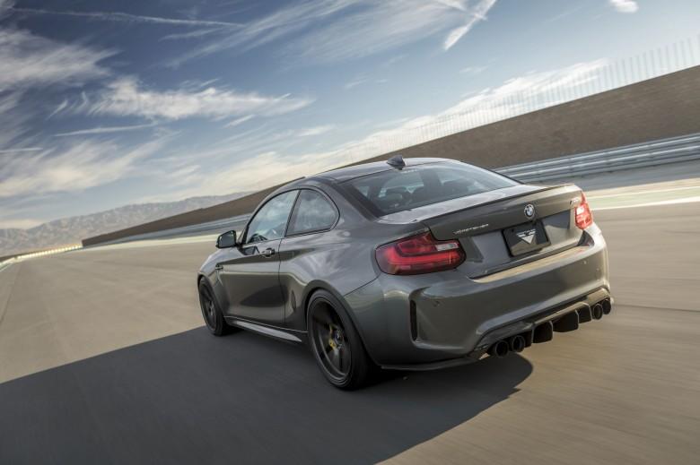 Vorsteiner BMW M2 On A Trackday Photoshoot 4