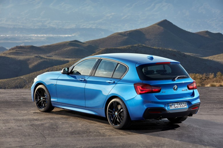 2017 BMW 1 series - Facelift (37)