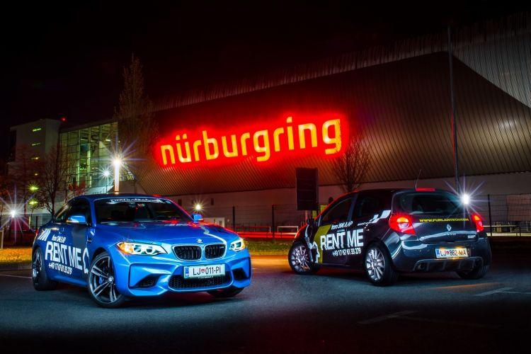 BMWBLOG - BMW M2 - Renault Clio - Nurburgring - Nordschleife - Furlantech - Photoshoting (2)