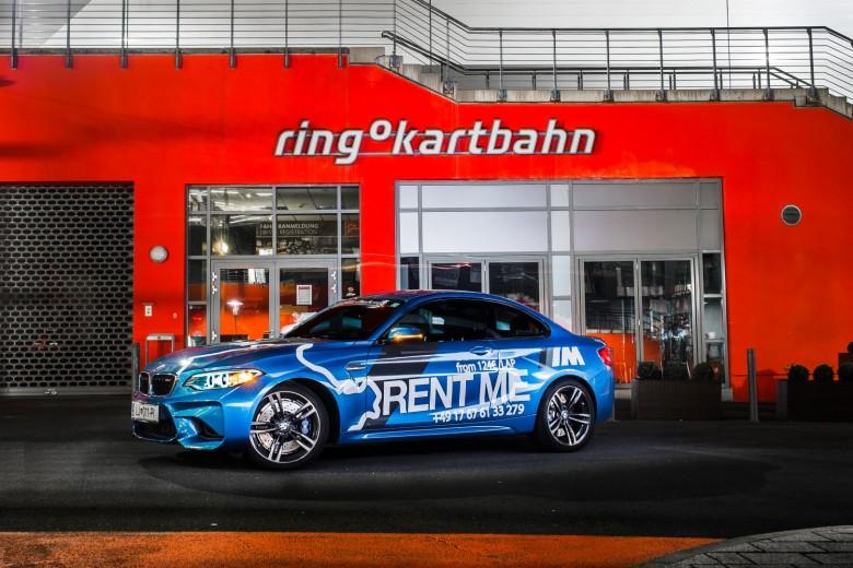BMWBLOG - BMW M2 - Renault Clio - Nurburgring - Nordschleife - Furlantech - Photoshoting (5)