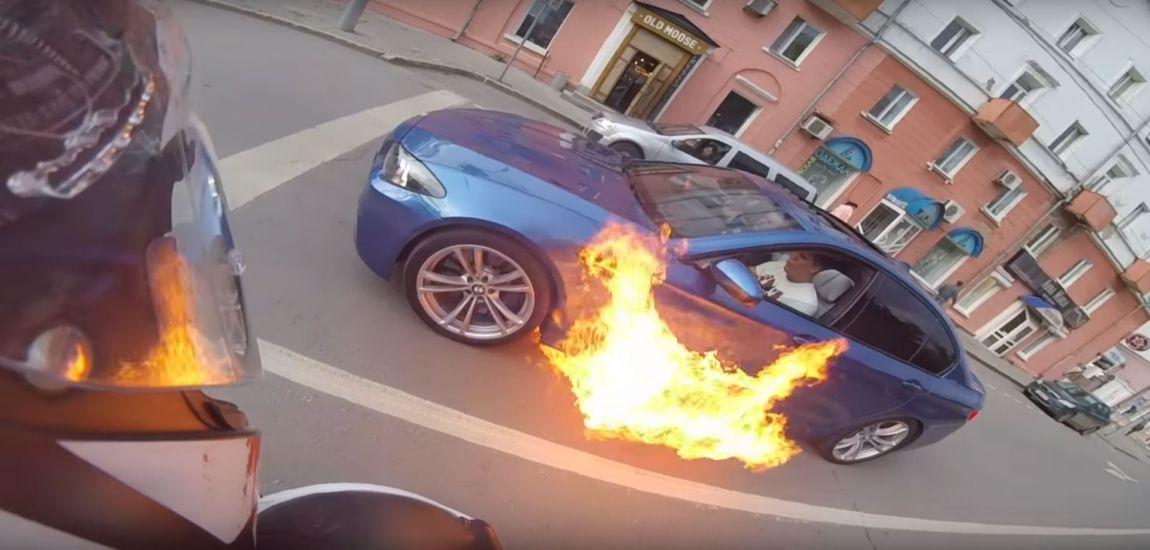 BMW-F10-M5-FIRE