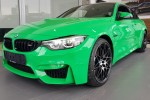 BMWBLOG - BMW M4 Competiton Package - Signal Green (50)