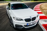BMWBLOG - BMW TEST - BMW M240i M Performance - Racetrack GAJ - exterior (11)