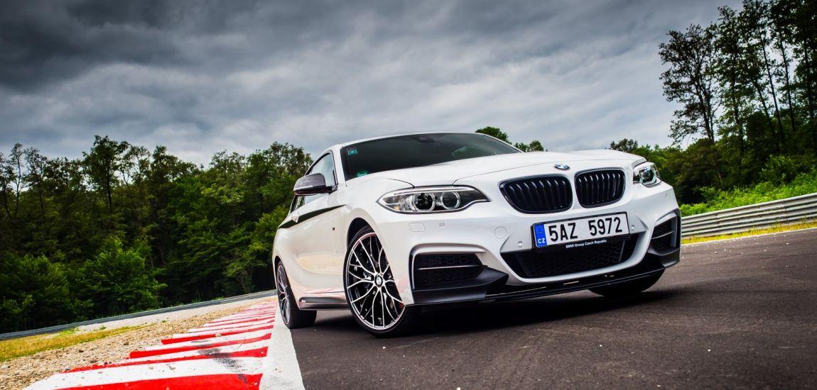 BMWBLOG - BMW TEST - BMW M240i M Performance - Racetrack GAJ - exterior (18)