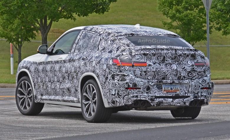 BMW-X4M-Spied (2)
