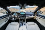 BMWBLOG - BMW TEST - BMW 5 series G30 - 520d xDrive M package - inside (2)