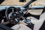 BMWBLOG - BMW TEST - BMW 5 series G30 - 520d xDrive M package - inside (34)
