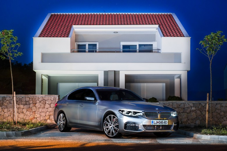 BMWBLOG - BMW TEST - BMW 5 series G30 - 520d xDrive M package - outside (30)
