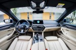 BMWBLOG - BMW TEST - BMW 5 series G31 Touring - BMW A-Cosmos - notranjost (26)