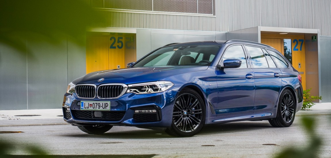 BMWBLOG - BMW TEST - BMW 5 series G31 Touring - BMW A-Cosmos - zunanjost (1)