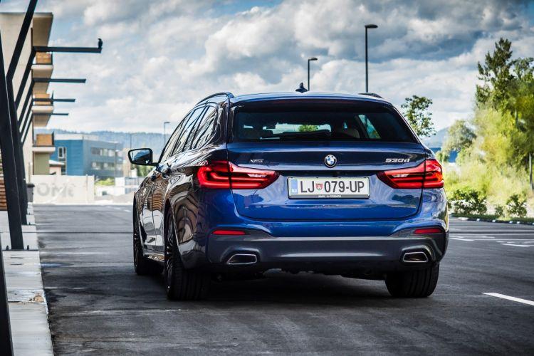 BMWBLOG - BMW TEST - BMW 5 series G31 Touring - BMW A-Cosmos - zunanjost (13)