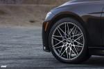 BMW F30 335i With VMR V801 Wheels In Mercury Black Metallic 6