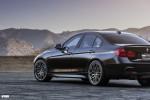 BMW F30 335i With VMR V801 Wheels In Mercury Black Metallic 7