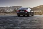 BMW F30 335i With VMR V801 Wheels In Mercury Black Metallic 9