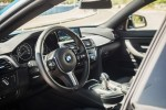 BMWBLOG - BMW TEST - BMW 4 series 430i Gran Coupe - Snaper Rocks Blue - interior (5)
