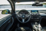 BMWBLOG - BMW TEST - BMW 4 series 430i Gran Coupe - Snaper Rocks Blue - interior (8)