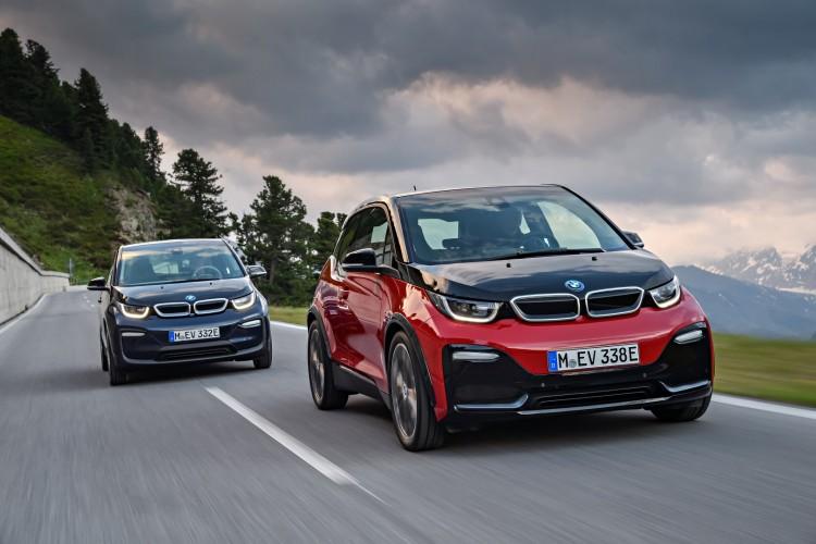 World Premiere - 2018 BMW i3 and BMW i3S