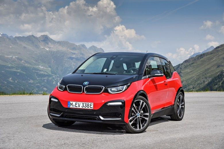 World Premiere - BMW - BMW i3s (3)