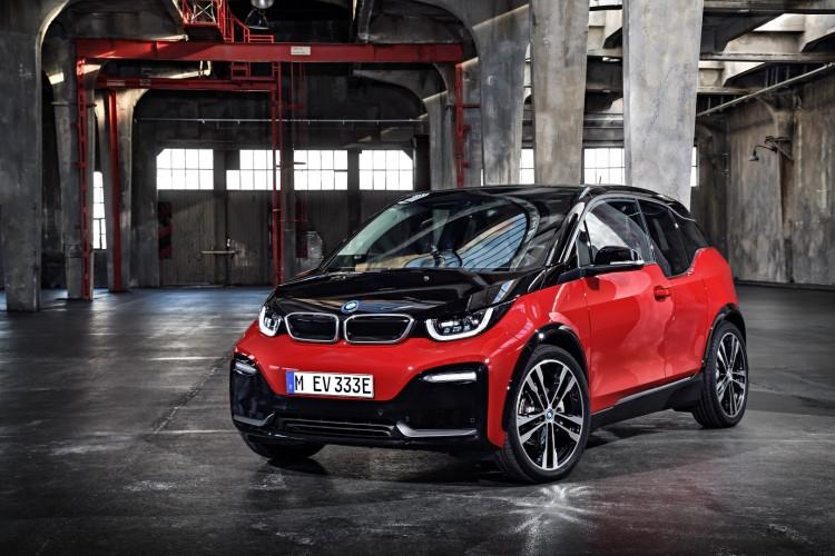 World Premiere - BMW - BMW i3s (32)