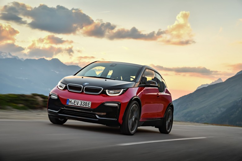 World Premiere - BMW - BMW i3s (6)