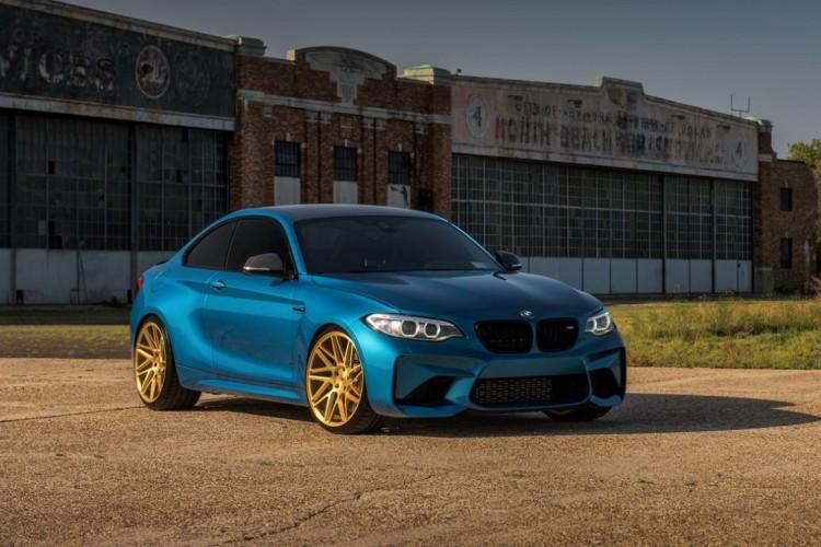 BMW-M2-Vossen-wheels-8 - naslovna