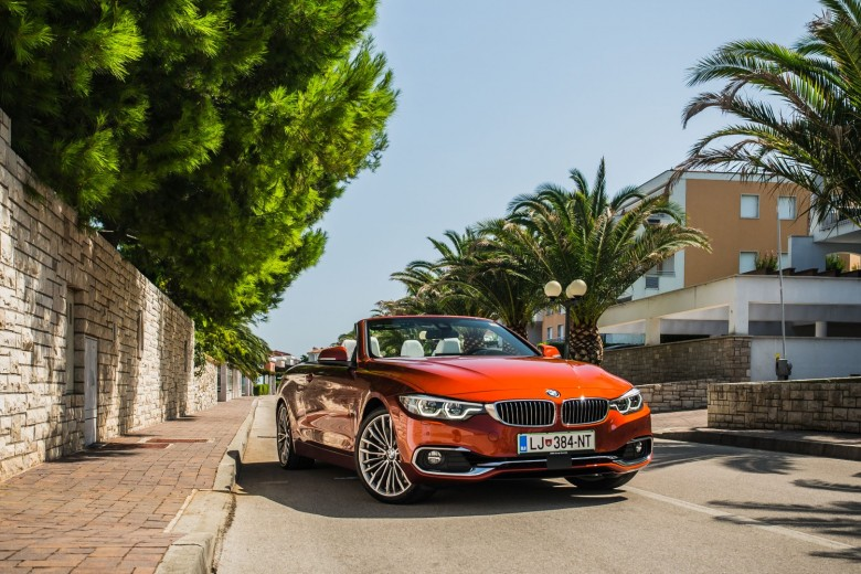 BMWBLOG - BMW TEST - BMW 430i Cabrio - Sunset Orange (21)