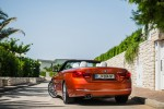 BMWBLOG - BMW TEST - BMW 430i Cabrio - Sunset Orange (22)