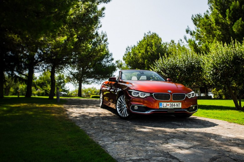BMWBLOG - BMW TEST - BMW 430i Cabrio - Sunset Orange (23)