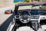 BMWBLOG - BMW TEST - BMW 430i Cabrio - Sunset Orange - interior (1)