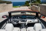 BMWBLOG - BMW TEST - BMW 430i Cabrio - Sunset Orange - interior (21)