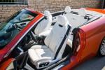 BMWBLOG - BMW TEST - BMW 430i Cabrio - Sunset Orange - interior (5)