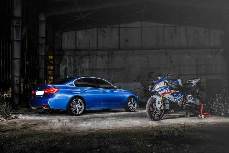 BMWBLOG - BMW fotoshooting - BMW 330d xDrive - BMW Motorrad - BMW S1000rr (4)