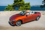 BMWBLOG - BMW TEST - BMW 430i Cabrio - Sunset Orange - naslovna