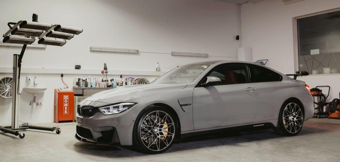 BMWBLOG - BMW TEST - BMW M4 Competition Package - M Performance - Grigio Telesto  (13) naslovna