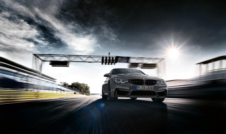 2019 BMW M3 CS - world premiere (3)