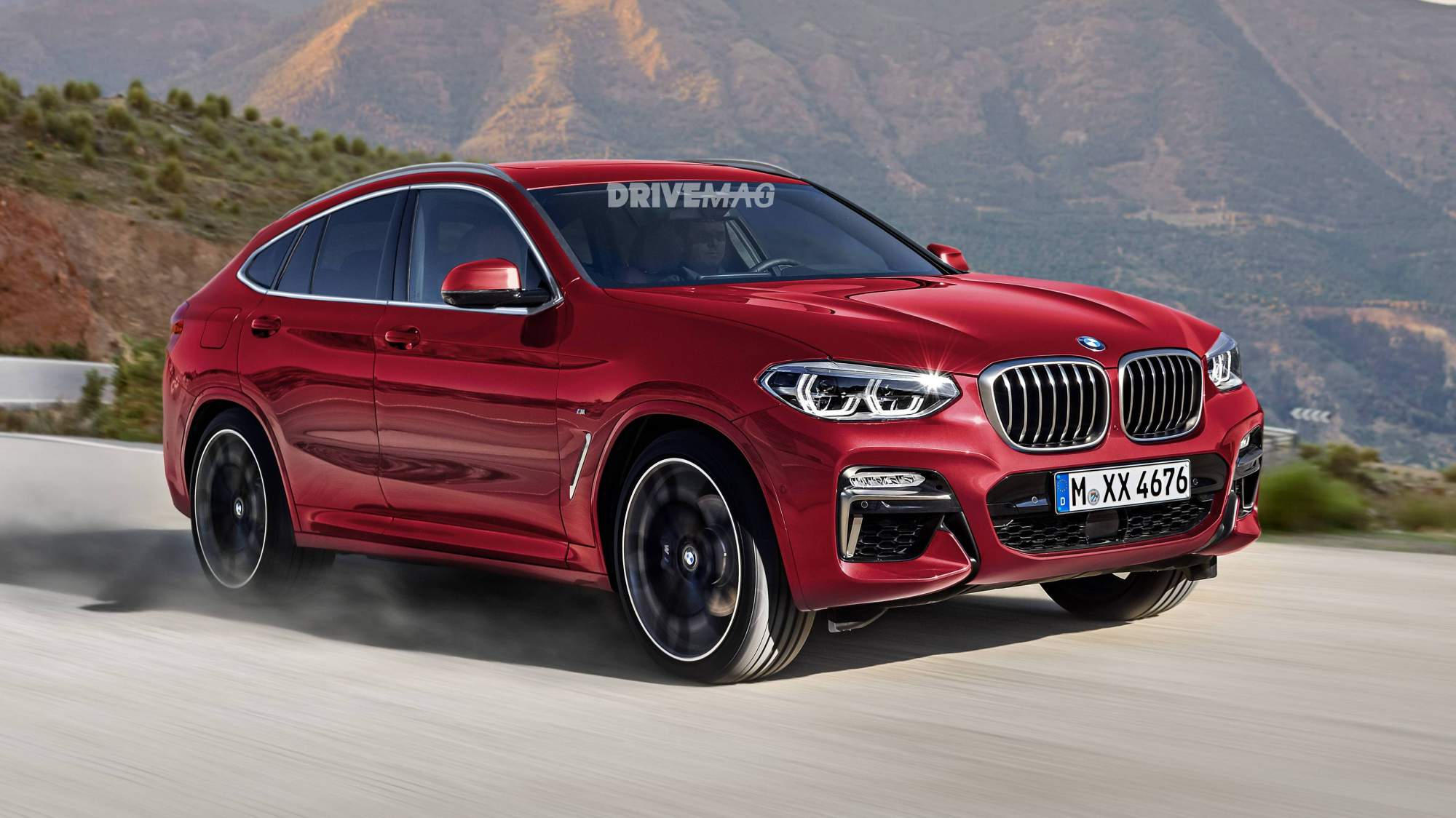 Takšen bo izjemno čudovit, novi BMW X4 M40i!BMWBLOG | BMWBLOG