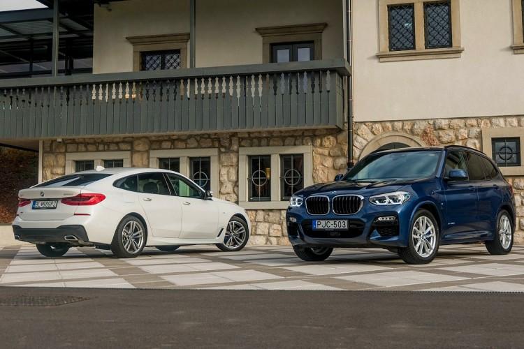 BMWBLOG - BMW Slovenija - BMW X3 in BMW 6 GranTurismo - Golf Bled - naslovna