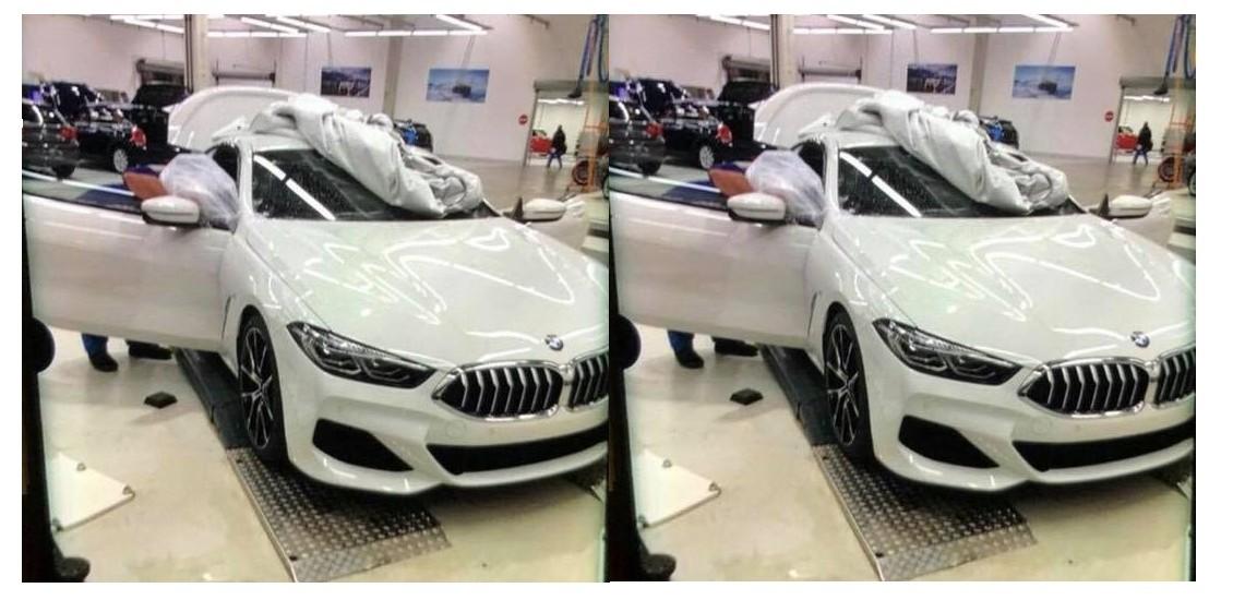 BMW 8 series - LEAKED
