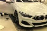 BMW 8 series - LEAKED - 2