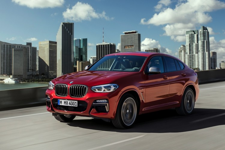 2018-BMW-X4-M40d