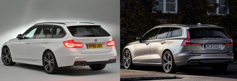 bmw-f31-3-series-touring-vs-volvo-v60 (1)