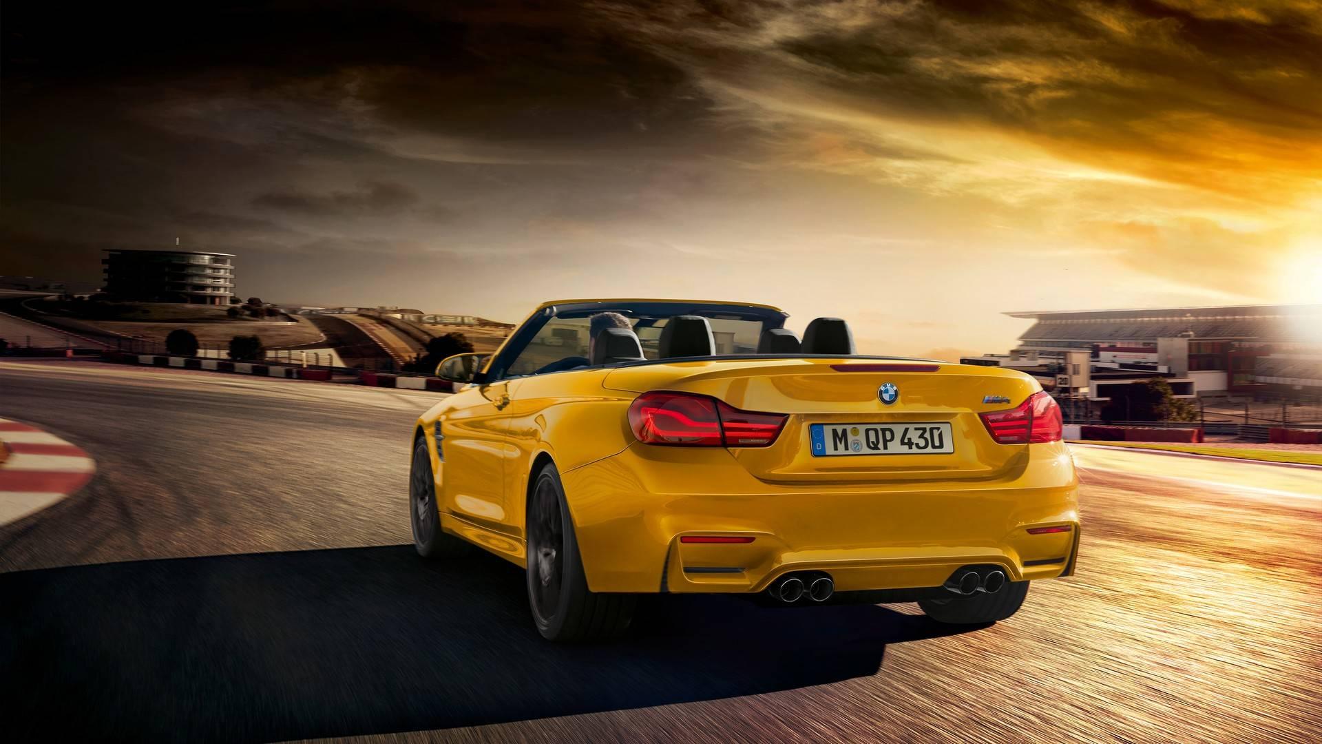 BMW M4 Convertible 30 Jahre: 30 let brezstrešnih BMW M ...