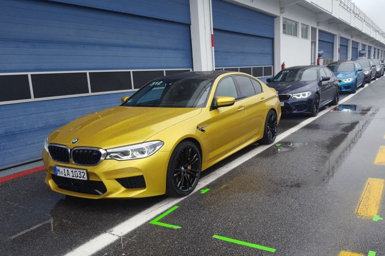 BMW M5 - Estoril Circuit - Portugal (63)