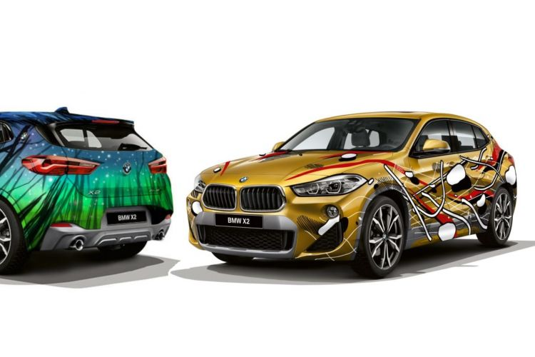 BMW-X2-Design-Battle-2018-Russia- naslovna